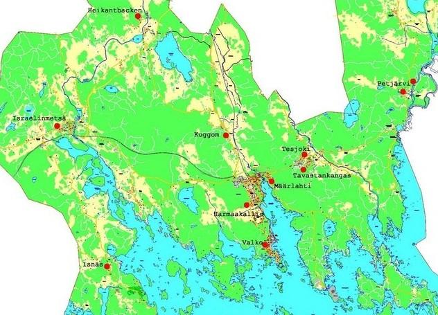 Loviisan Kaupunki Lovisa Stad Loviisa