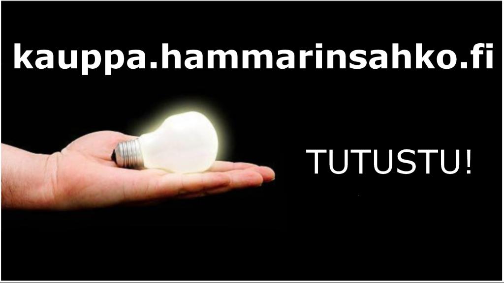 Hammarin Sähkö Huolto