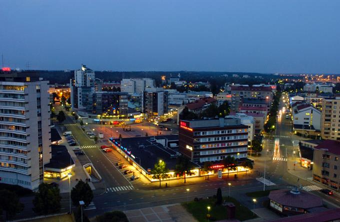 Siperian Kaupunki