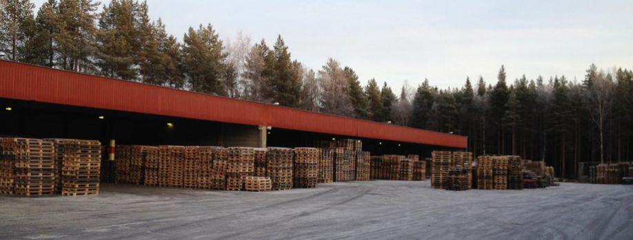 Rakennustarvikkeiden Kierrätys Oulu
